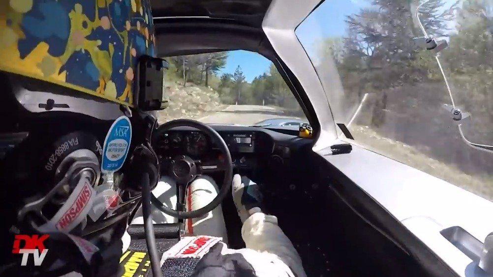 福特GT40硬核跑山:GT40 MkI由古德伍德曾经的圈速纪录者Andrew S