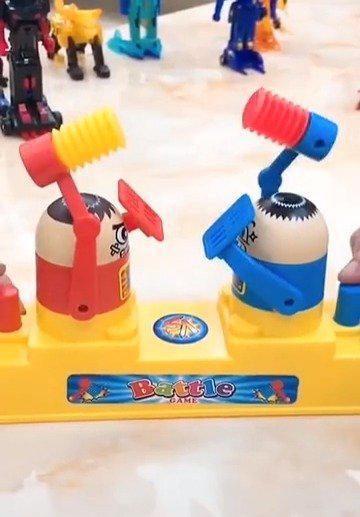 这都是什么沙雕玩具啊,哈哈哈一个比一个有趣,好想玩啊