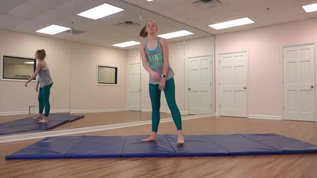 20分钟拉筋练习,从易到难,逐步拉开韧带,一字马教程实用版