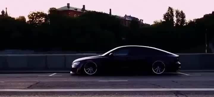 视频:黑武士宽体奥迪a7