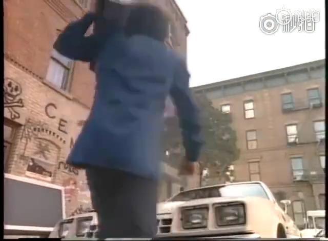 迈克尔·杰克逊1984年百事可乐广告……