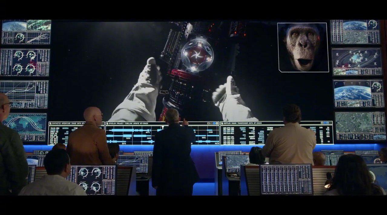 """《太空部队》第一集中美太空部队的二次""""交锋"""":美动物宇航员""""叛逃""""至中国航天器"""