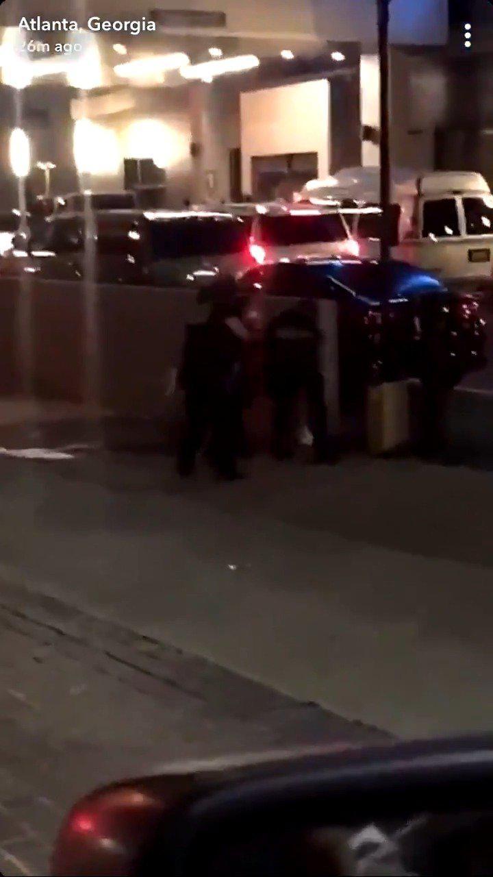 亚特兰大,黑警抽水,性骚扰女市民!