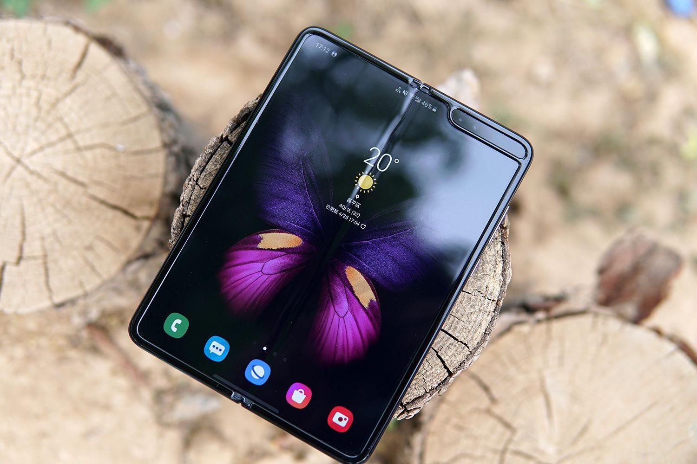 三星 Galaxy Fold折叠屏手机使用感受分享