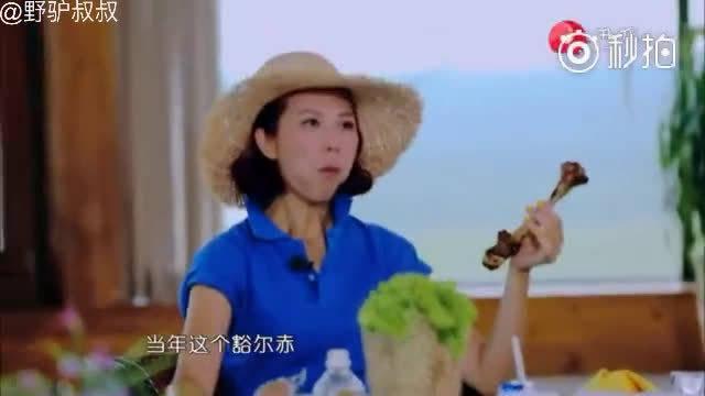 蔡少芬:我是皇后,张含韵:最后赢的是甄嬛,汪涵没忍住笑抽了!