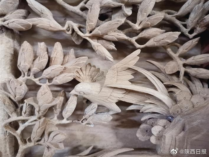 关中刀刻 ——青年木雕大师吴文军的艺术人生