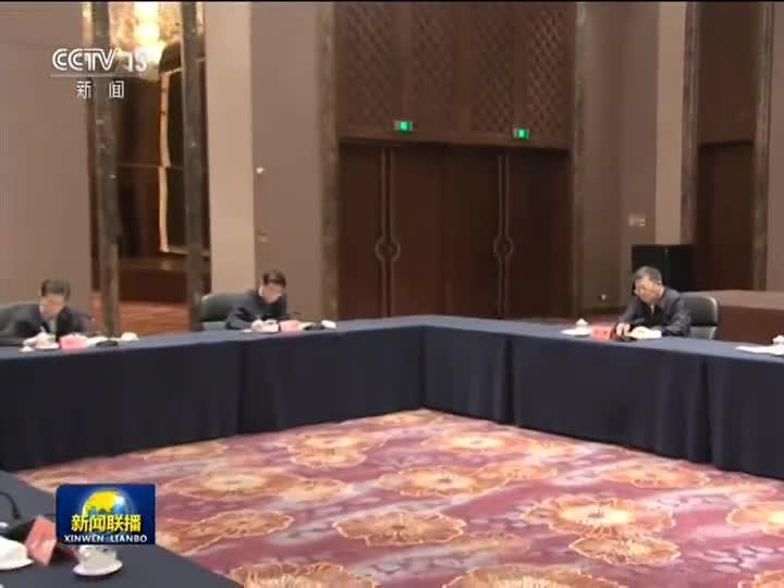 韩正在海口主持召开推进海南全面深化改革开放领导小组全体会议