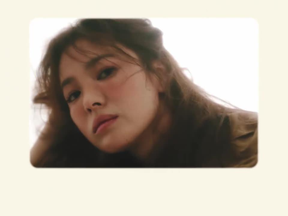 宋慧乔拍摄中国台湾版《ELLE》2020年6月刊花絮……