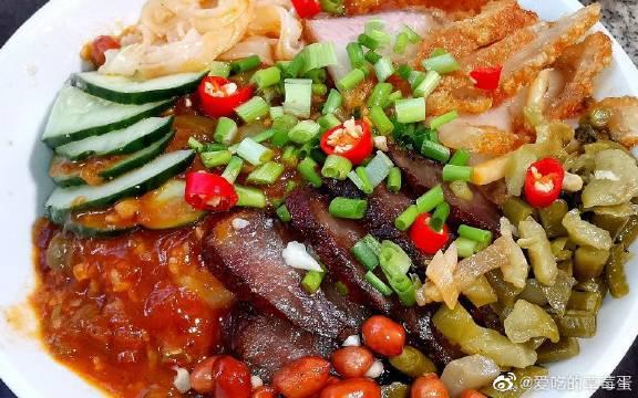 """""""凉拌粉""""还是广西人懂吃! 酸甜辣爽,开胃十足……"""