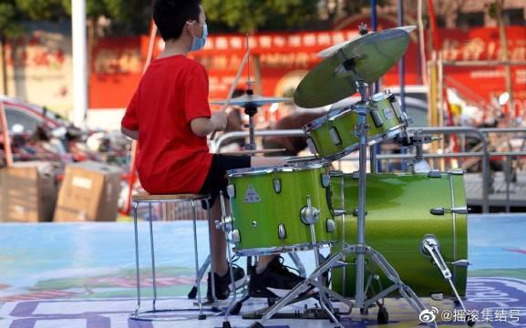 爵士鼓表演《摇滚版西游记》