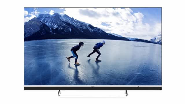 诺基亚4K电视将于6月4日发布,采用24W的JBL扬声器