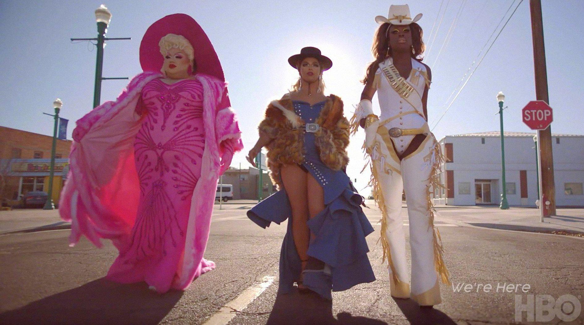 HBO发布旗下影视LGBTQ角色和人物混剪……
