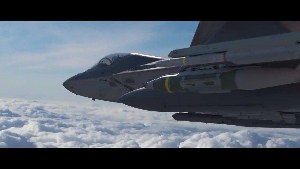 韩国空军确定KF-X战斗机武器配置 据简氏防务报道,日前……
