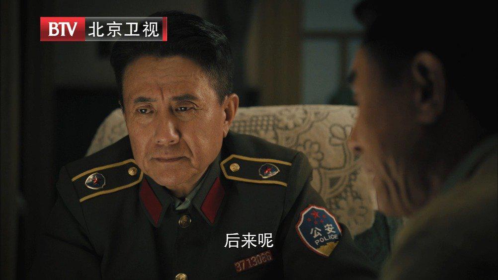 高四海 与刘志坚@演员张志坚 谈起了与许家福一家的渊源……