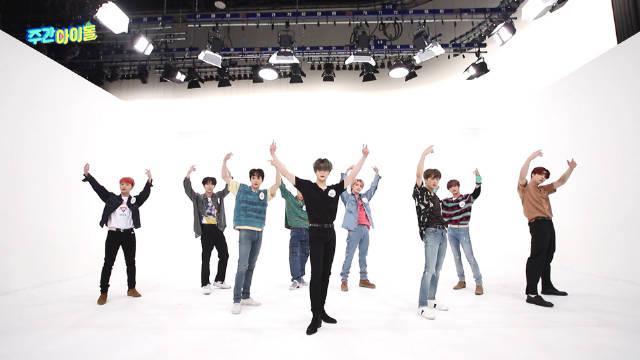 NCT 127 今天也不能错过的运镜满分周刊舞台!!