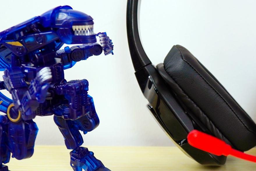 Dirac 3D下的飞利浦GH401耳机打游戏啥感觉?