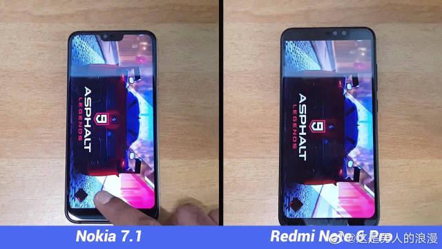 诺基亚 7.1 vs 红米 Note 6 Pro,都是骁龙636诺基亚的优势在哪