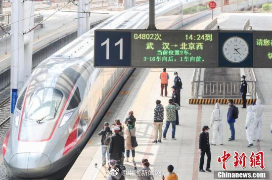 股票配资:湖北进京股票配资火车票搜索量暴涨超8图片