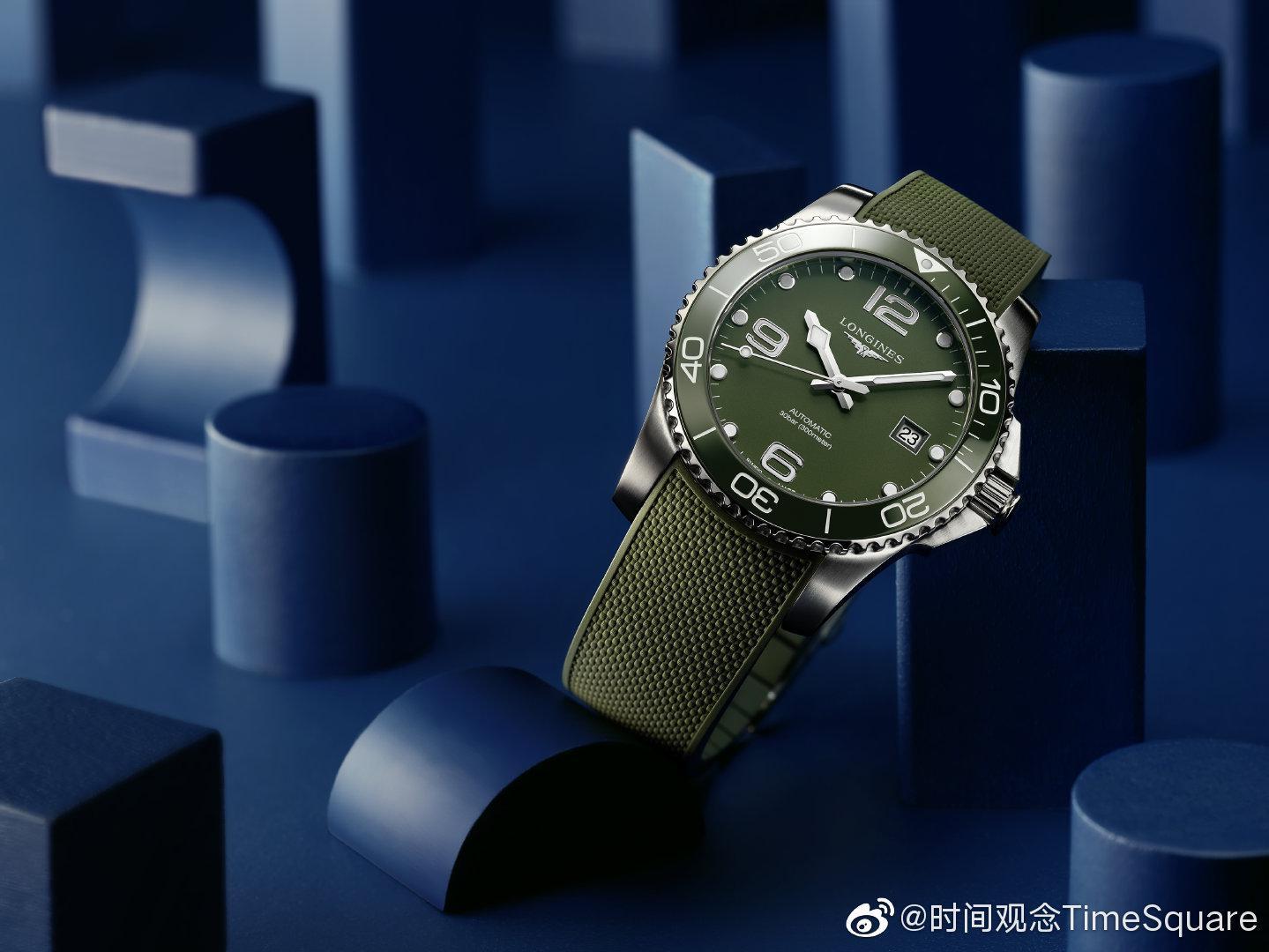 6月4日,@浪琴表 2020新品鉴赏在上海举办……