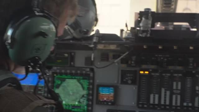 南达科他州埃尔斯沃思空军基地……