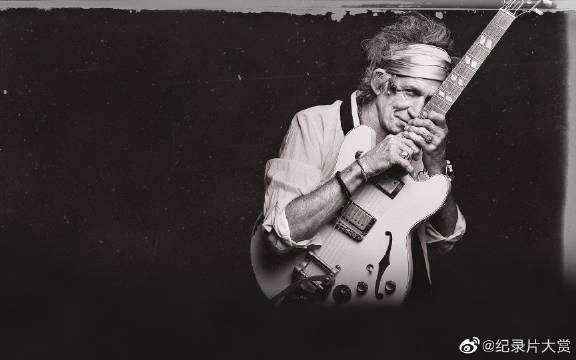 网飞纪录片《基思·理查兹:影响》 看着一位标志性的摇滚偶像谈论