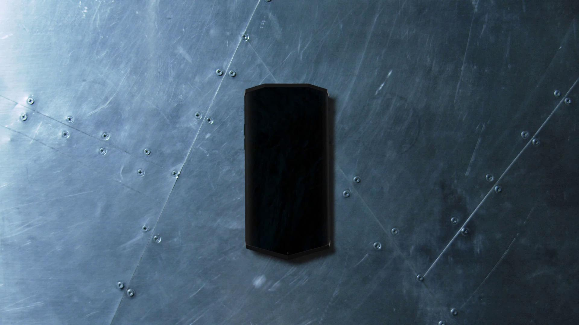 你见过七边形手机吗?