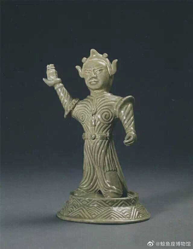 英国博物馆里的越窑精品秘色瓷