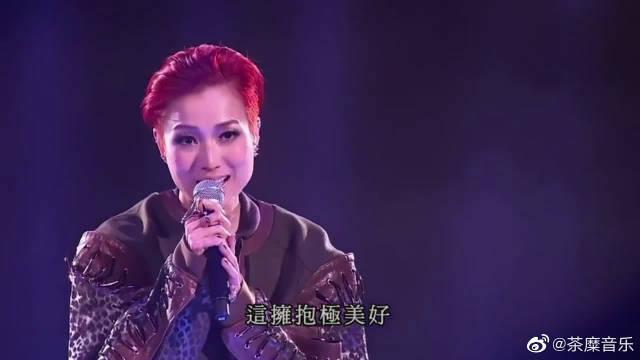 杨千嬅联手郑秀文的经典合作《终身美丽》好有爱!