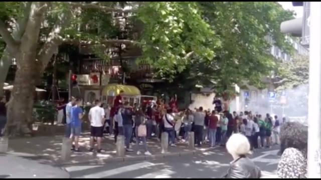 又到了塞尔维亚的毕业季,看看用什么方式来庆祝毕业