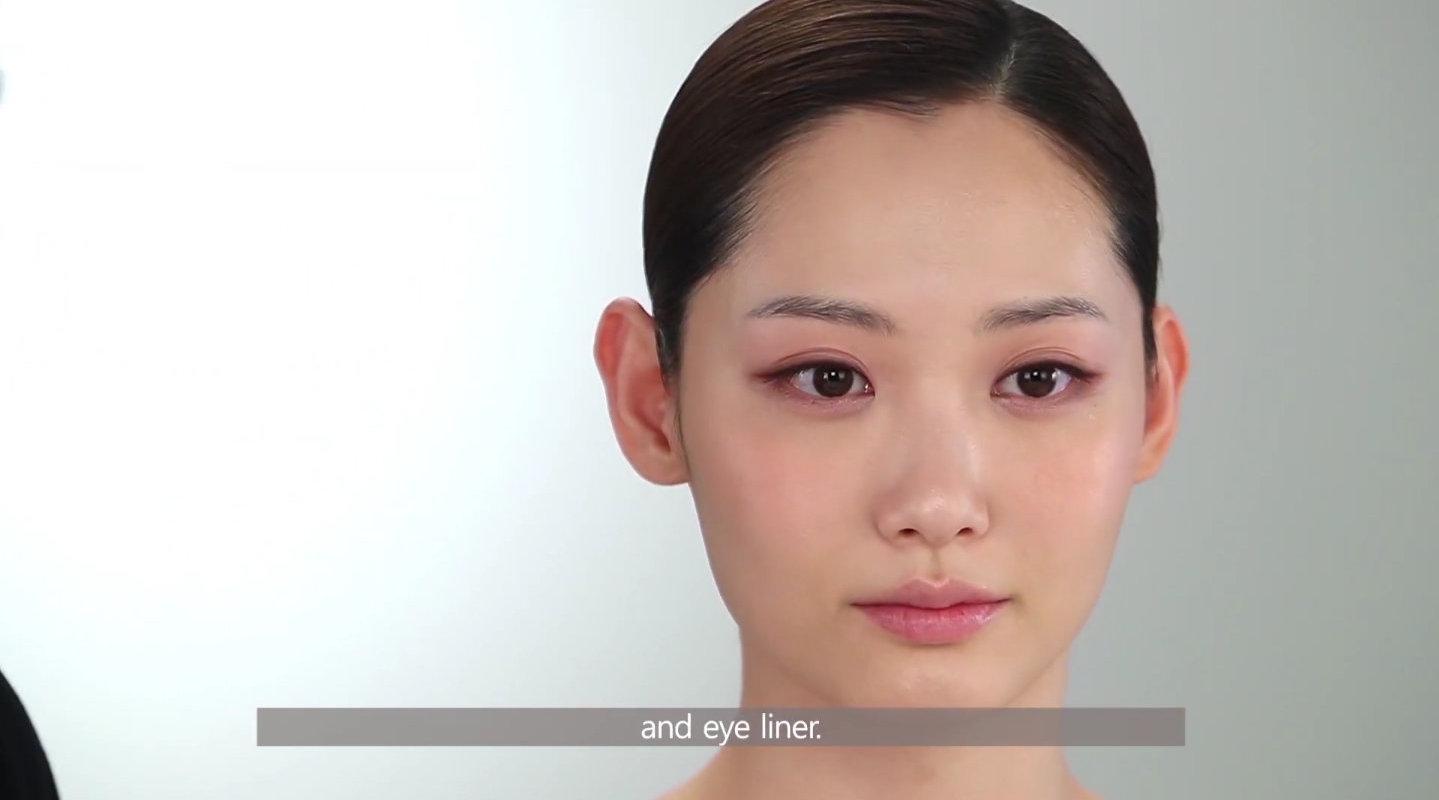 JUNGSAEMMOOL化妆课 可爱新娘妆part2 超详细眼妆