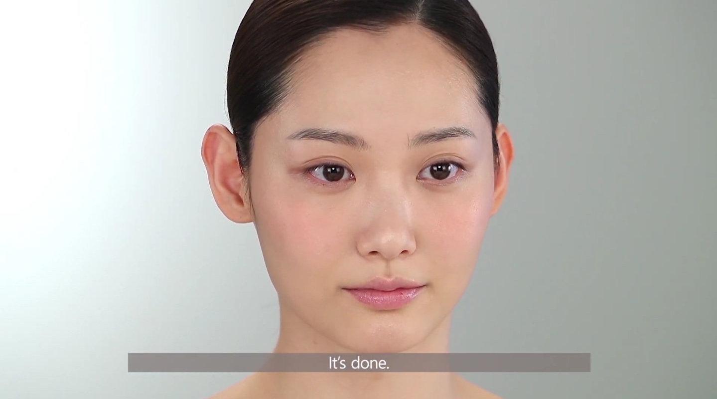 JUNGSAEMMOOL化妆课 可爱新娘妆part1 底妆腮红部分