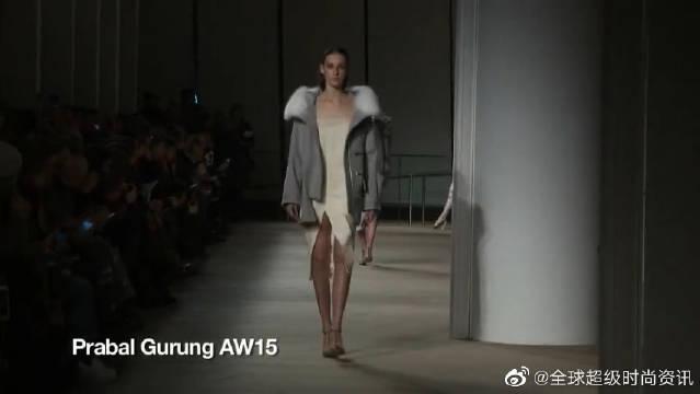 Prabal Gurung,秋冬季系列纽约时装周