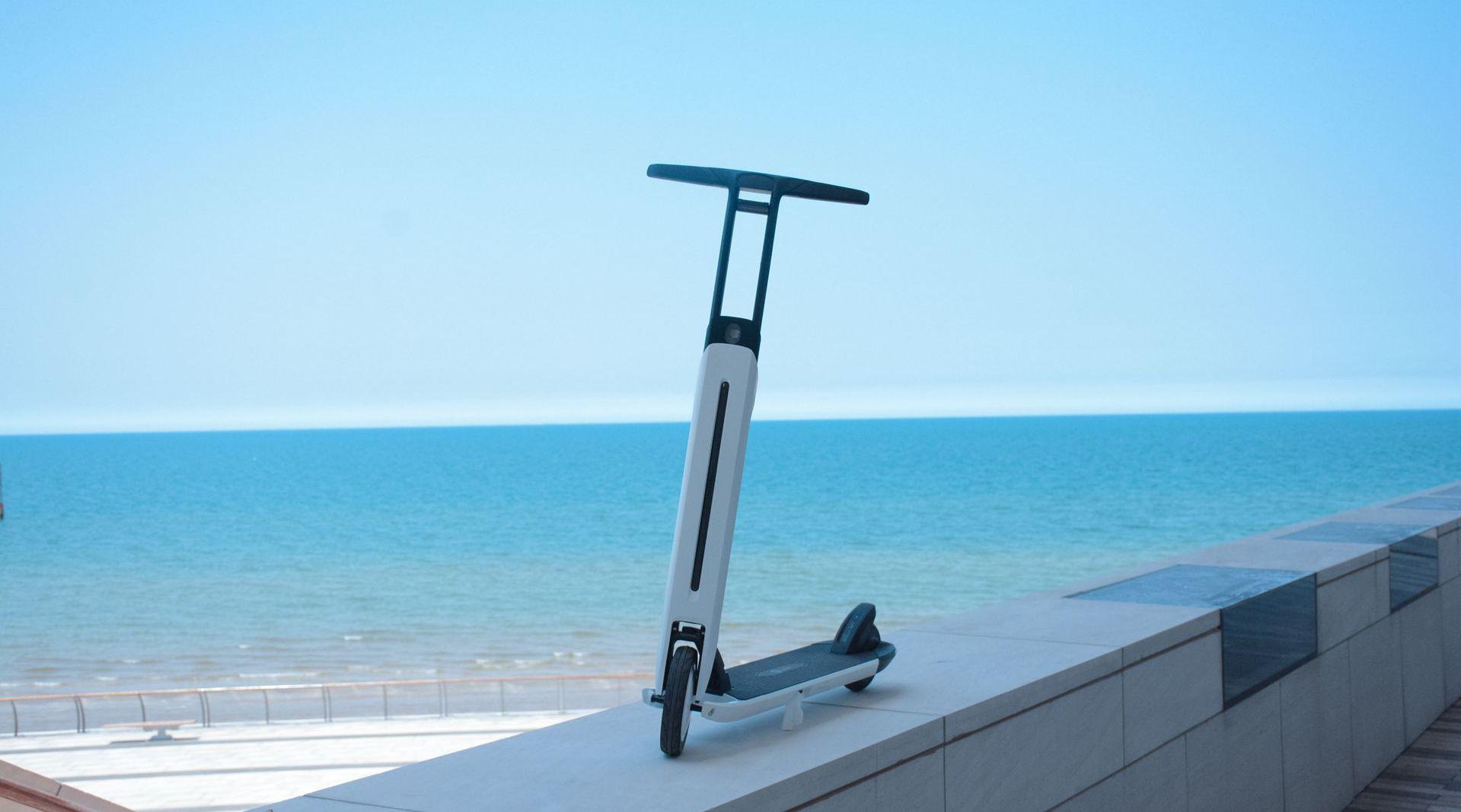 酷似概念跑车:九号电动滑板车Air T15评测,本应属于未来的装备