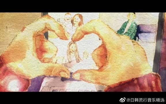 李仙姬朴灿烈合作新歌《问候》MV 很适合安安静静听的一首歌……