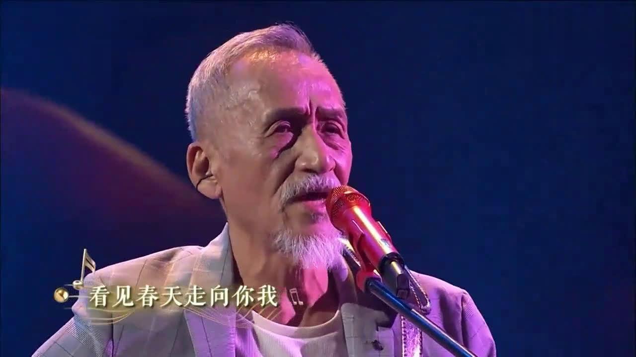 《一剪梅》谱曲者陈彼得亲自唱,自己写的歌,果然唱出来很不一样