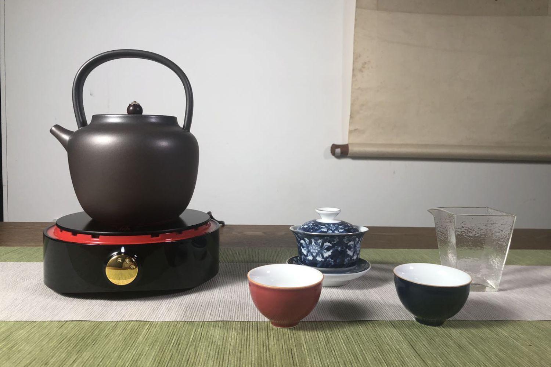 从煮水体会古人乐趣:手握茶盏待松风