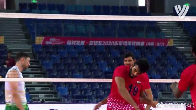 印度男排!三哥战斗力如何?2020东京奥运会亚洲区落选赛集锦!