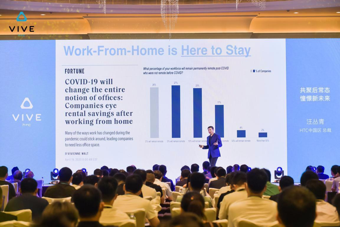 助力合作伙伴,HTC VIVE 2020行业生态大会带来企业新动力! AR资讯 第4张