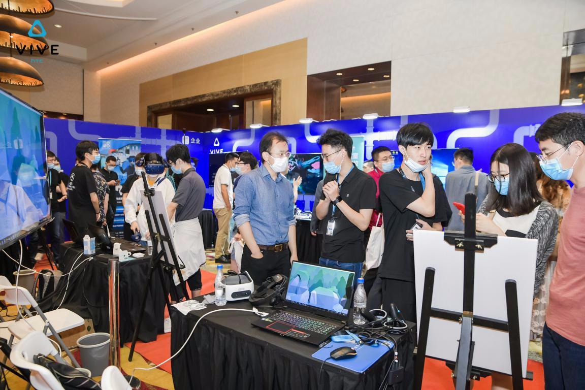 助力合作伙伴,HTC VIVE 2020行业生态大会带来企业新动力! AR资讯 第9张
