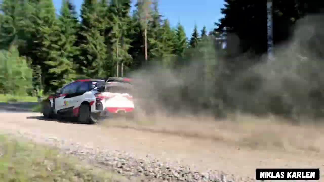 视频:塞巴斯蒂安-奥吉尔测试丰田2020款雅力士赛车