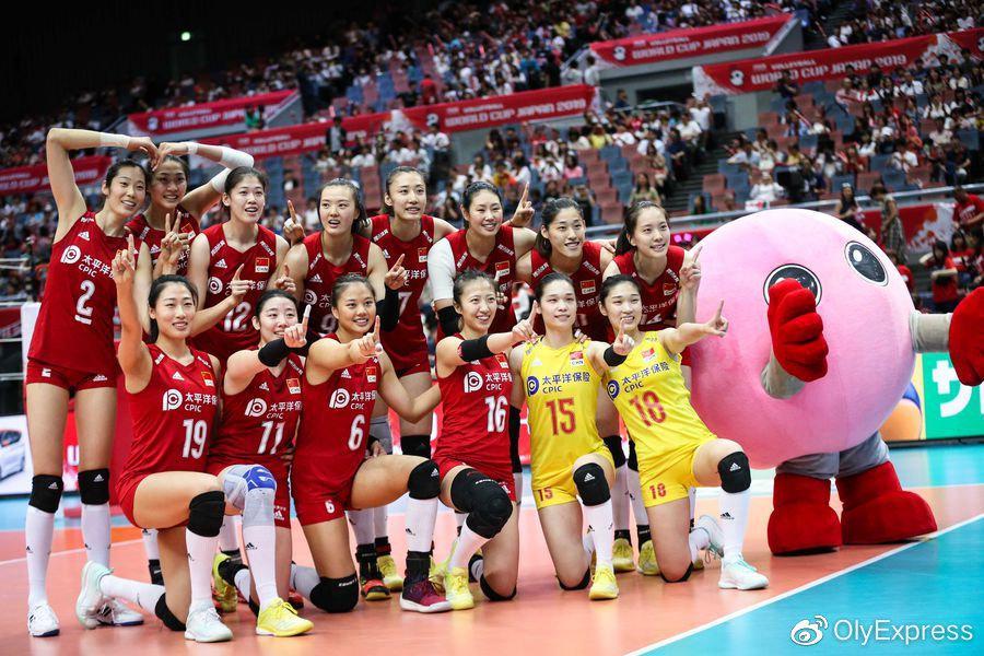 《【煜星在线平台】中国排球四项战绩载入吉尼斯 郎平握有两项纪录》
