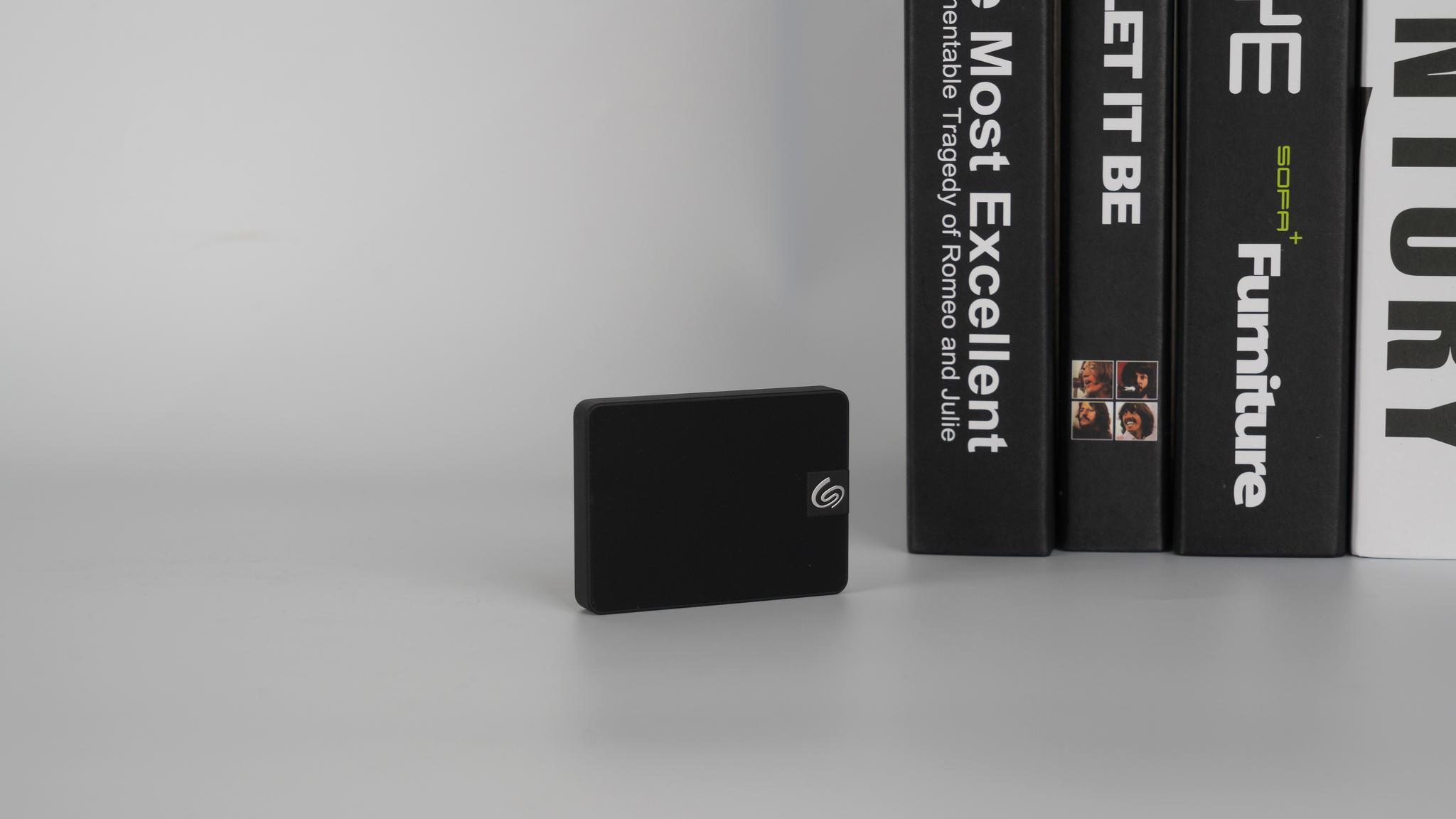小巧有颜值,希捷颜系列黑钻版1T移动固态开箱