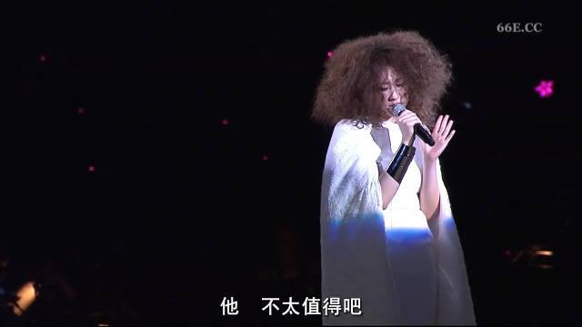 王菀之《最好的......》 黄伟文的填词,写得绝,不留余地