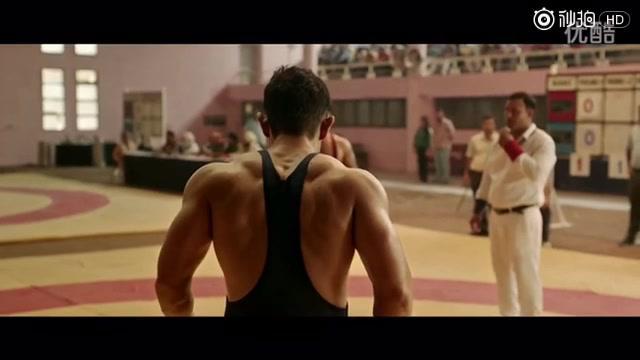 """""""国宝级演员""""阿米尔·汗主演、火遍印度的传记电影《摔跤吧!"""