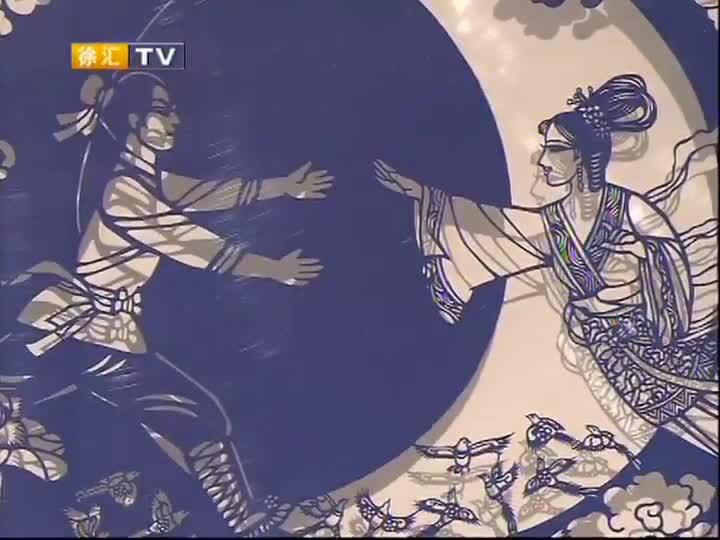 """现代剪纸艺术馆开馆""""上海剪纸""""传承进社区"""