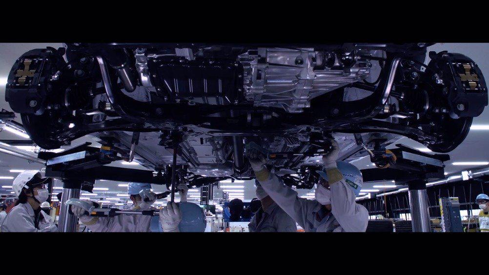 视频:丰田展示GR Yaris生产线,同时暗示未来将有更多GR车型