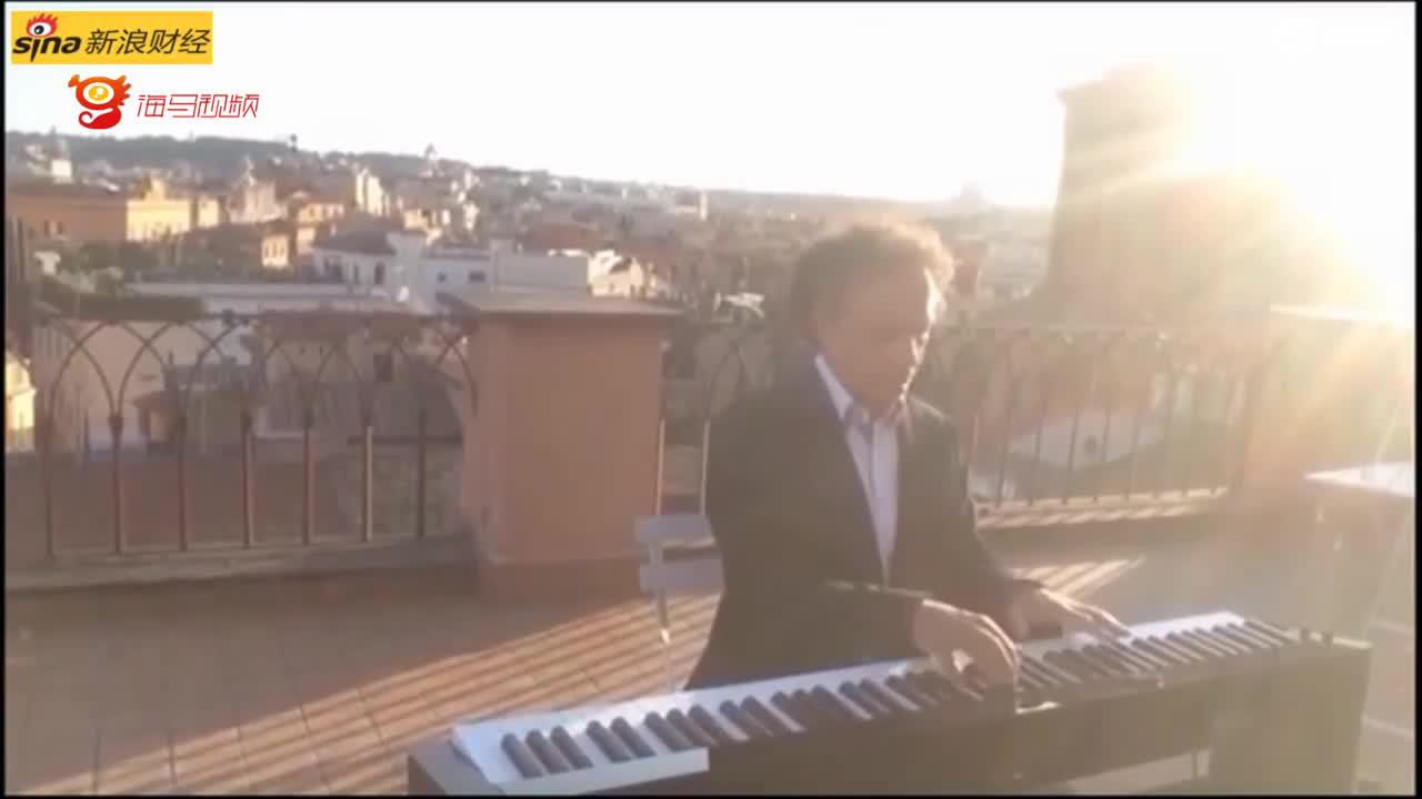 经济学家杰拉奇钢琴演奏 My Heart Will Go On
