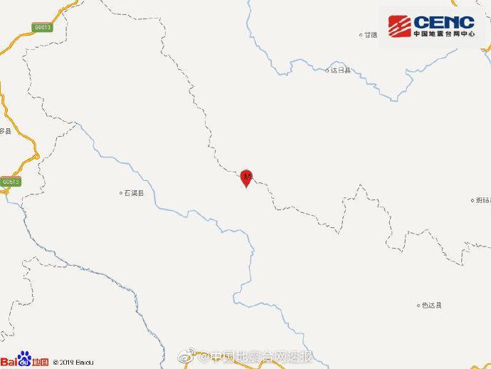 渠县发生摩天注册32级地震震源深,摩天注册图片
