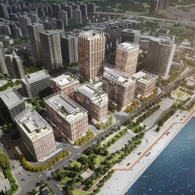 上海国际金融中心建设迎新起点,陆家嘴金融城焕新颜再出发