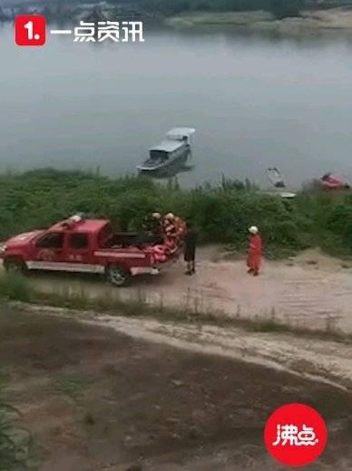 重庆8名青少年在涪江落水 目前全部打捞出水,均已无生命体征